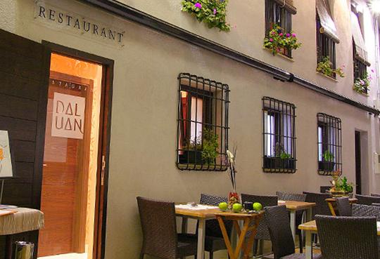 Restaurante Daluan -  Morella
