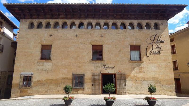 Palau dels Osset - Forcall