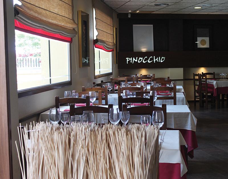 Pizzeria Restaurante Pinocchio - Puerto Burriana